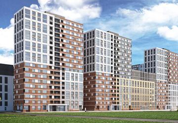 2-комнатные квартиры в ЖК Елизаровский