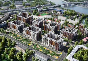Купить квартиру в ЖК Чёрная Речка от частных лиц и агентств