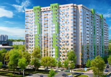 1-комнатные квартиры в ЖК Ивантеевка 2020, Ивантеевка