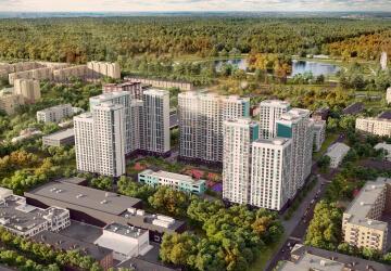 2-комнатные квартиры в ЖК Семеновский парк