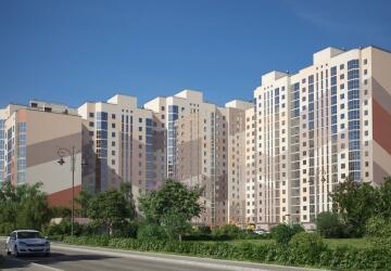 1-комнатные квартиры в ЖК Аврора, Химки