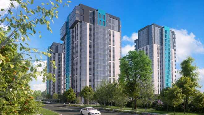 ЖК «Одинград» — квартиры с отделкой и без Дополнительная выгода в июле