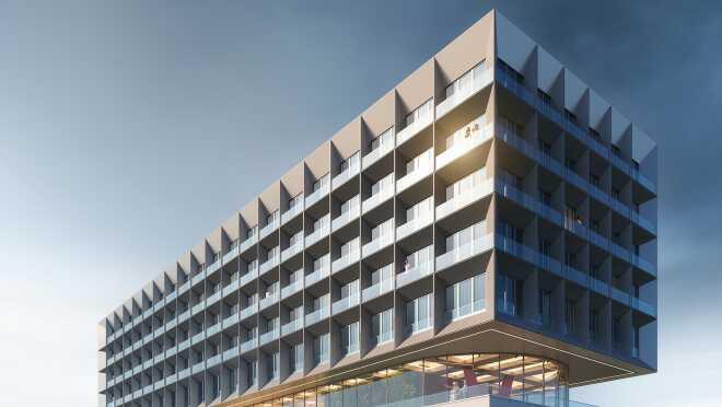 Клубный дом Tatlin Apartments — ввод в 2020 году Дом с приватным парком во весь этаж,