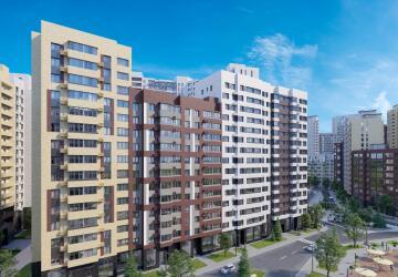 1-комнатные квартиры в ЖК Датский квартал, Мытищи