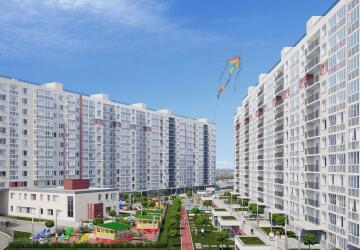 2-комнатные квартиры в ЖК Полис на Московской