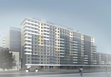 2-комнатные квартиры в ЖК на Лабораторном, 23А