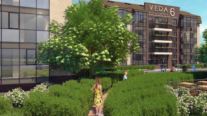 ЖК Veda Village (Веда Вилладж)