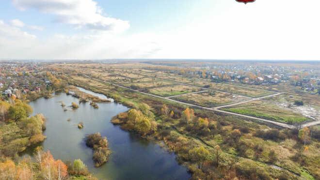 Коттеджный поселок Гжельские узоры