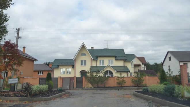 Коттеджный поселок Усадьба Красногорская