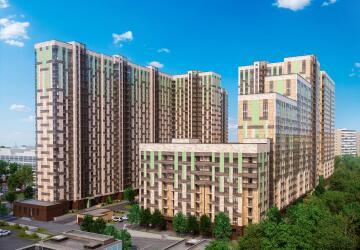 1-комнатные квартиры в ЖК Настроение