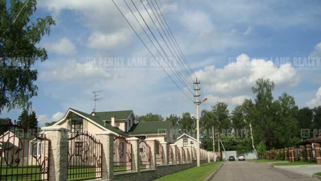 Коттеджный поселок Нехлюдово