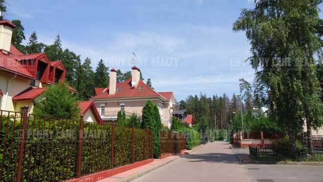 Коттеджный поселок Переделкино