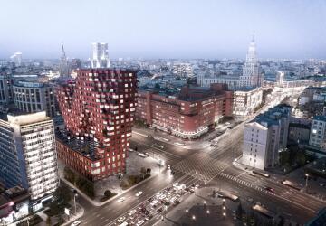 Купить квартиру в ЖК Red7 (Ред7)