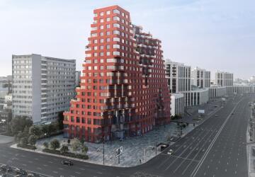 Квартиры-студии в ЖК Red7 (Ред7)