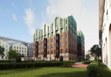 1-комнатные квартиры в ЖК Артхаус