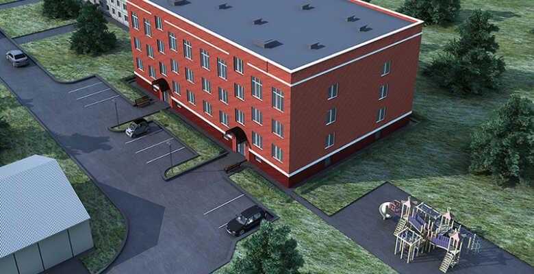 1-комнатные квартиры в ЖК Привокзальный переулок