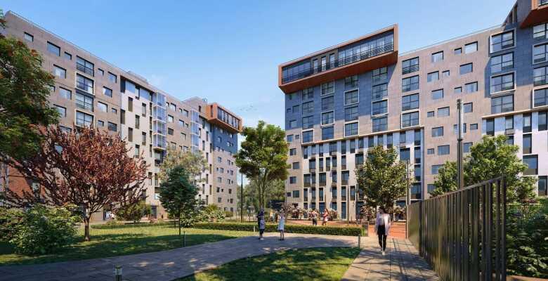 1-комнатные квартиры в ЖК Veren Next Шуваловский (Верен Некст Шуваловский)