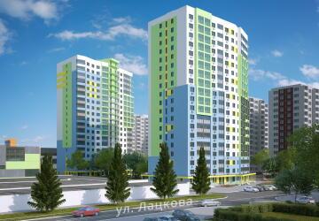 Квартиры-студии в ЖК Полетград, Жуковский