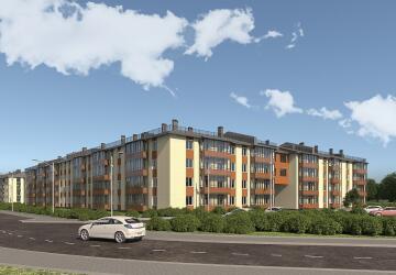 3-комнатные квартиры в ЖК ЭкспоГрад 3