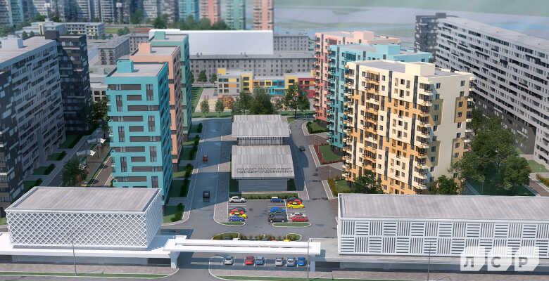 1-комнатные квартиры в ЖК Ручьи