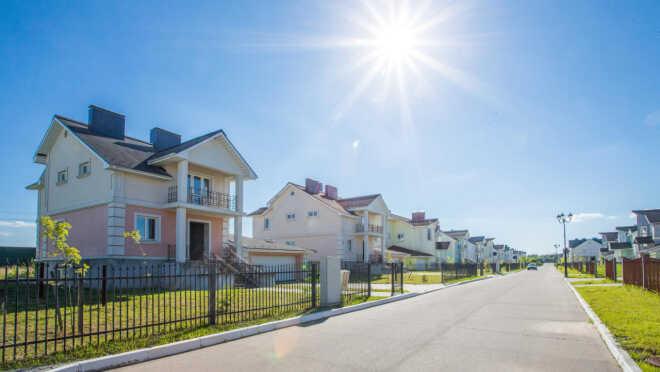 Коттеджный поселок Котово