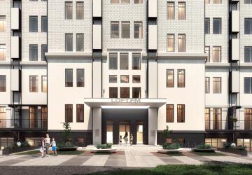 Квартиры со свободной планировкой в ЖК Loft FM (Лофт ФМ)