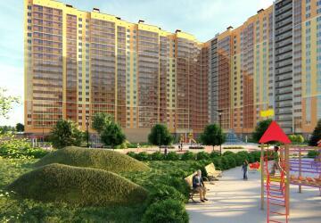 1-комнатные квартиры в ЖК Мурино Парк