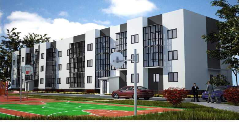 2-комнатные квартиры в ЖК На Героев