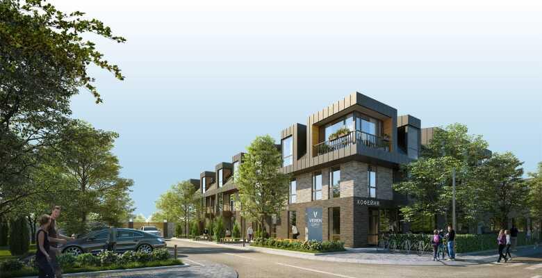 1-комнатные квартиры в ЖК Veren Village (Верен Вилладж)