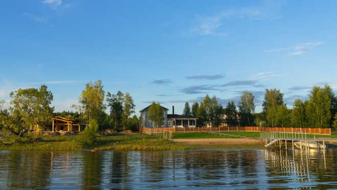 Коттеджный поселок Волга-Волга