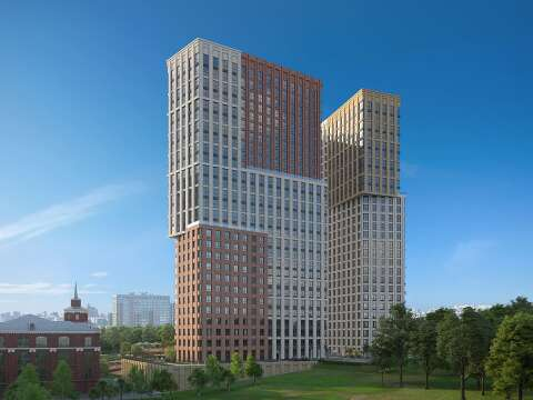 ЖК «КутузовGRAD» — бизнес-класс рядом с парком! Квартиры с отделкой и без