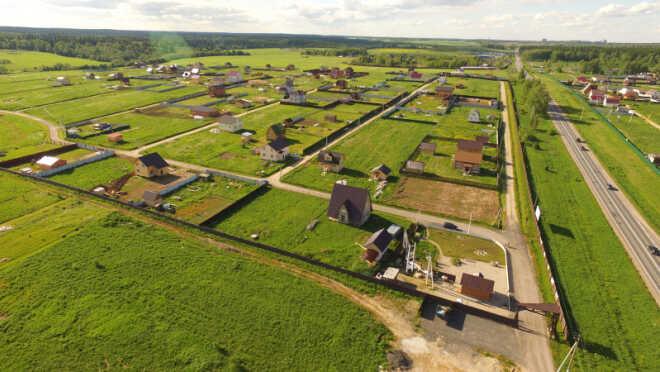 Коттеджный поселок Лыткинские зори