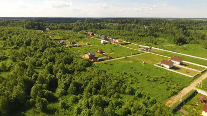 Коттеджный поселок Тишина
