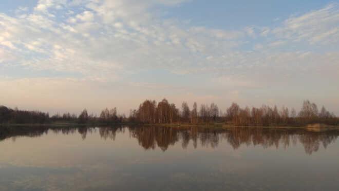 Коттеджный поселок Озеро в лесу