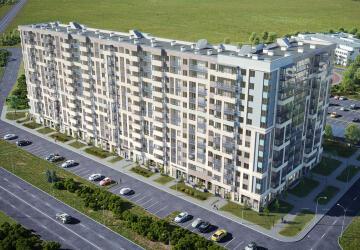 1-комнатные квартиры в ЖК ID Kudrovo (Айди Кудрово)