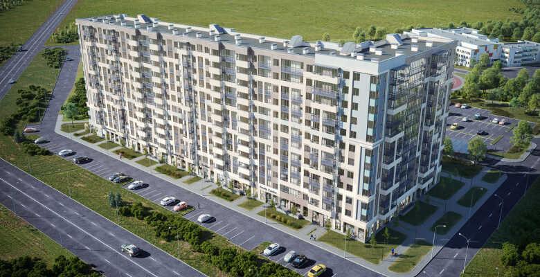 4-комнатные квартиры в ЖК ID Kudrovo (Айди Кудрово)