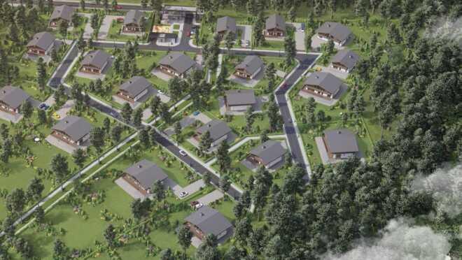 Коттеджный поселок RuzaChalet