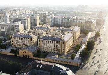 3-комнатные квартиры в ЖК Legenda Московского (Московский, 65)