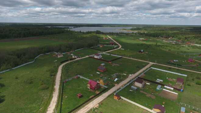 Коттеджный поселок Заповедное озеро