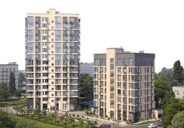2-комнатные квартиры в ЖК Манифест