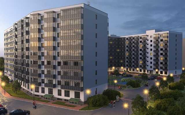 Квартиры-студии в ЖК Невские панорамы