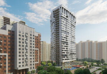 2-комнатные квартиры в ЖК Prizma (Призма)