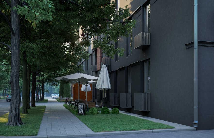 Апартаменты 12 парковая купить виллу на самуи