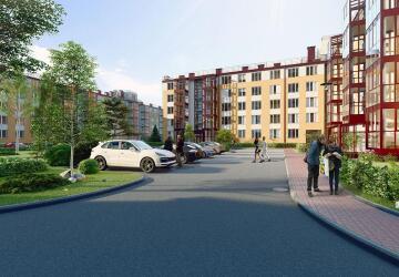3-комнатные квартиры в ЖК Образцовый квартал 6