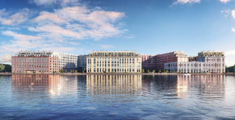 2-комнатные квартиры в ЖК Neva Residence (Нева Резиденс) от Группа ЛСР (СПб)