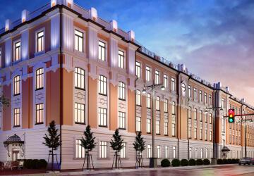 1-комнатные квартиры в ЖК Acqualina (Аквалина)