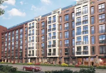 Купить квартиру в ЖК Новый Невский