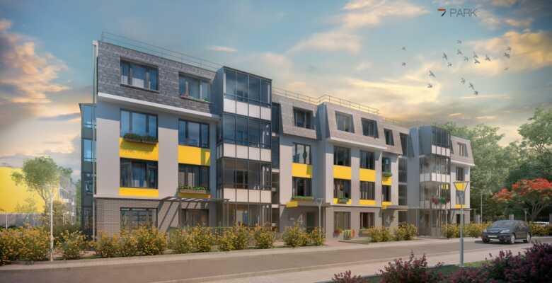 3-комнатные квартиры в ЖК 7 Park (Семь Парк)