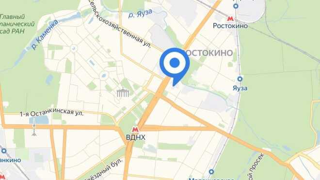 ЖК на проспекте Мира 186А
