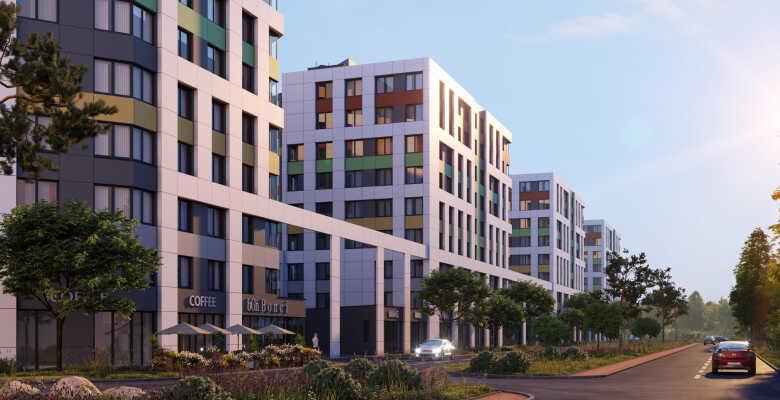 2-комнатные квартиры в ЖК Forest Аквилон (Форест Аквилон)